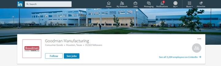 Goodman Manufacturing-LinkedIn-Profile.png